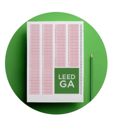 leed exam prep green associate exam